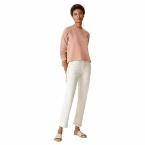 EILEEN FISHER STRAIGHT ANKLE JEAN